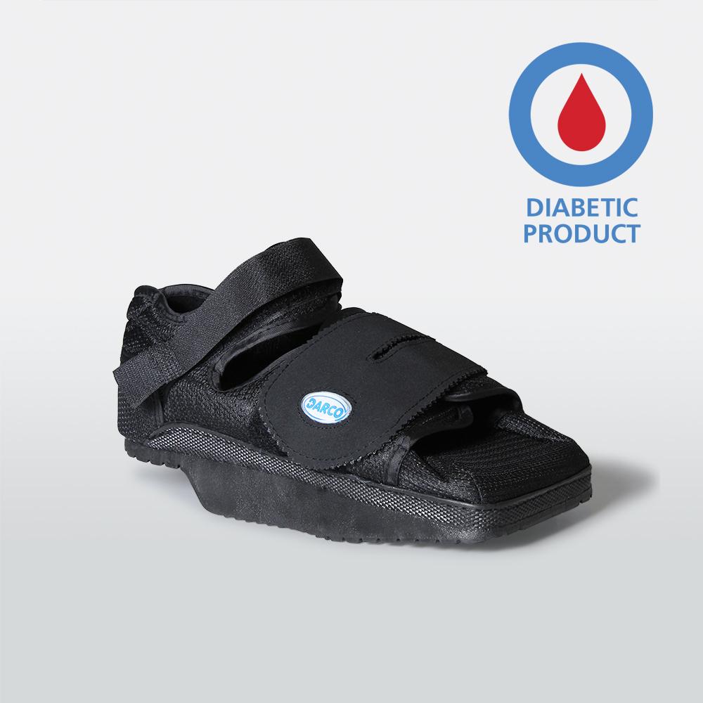 HeelWedge™Medical Shoe