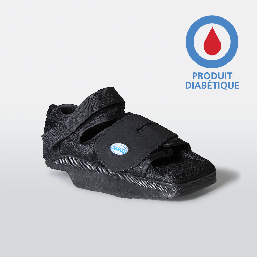 Chaussure médicale HeelWedgeMC